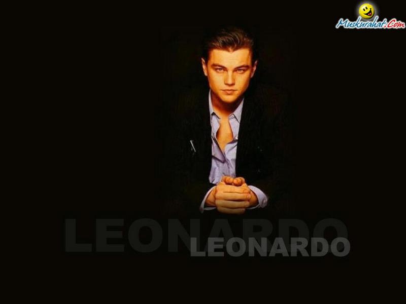 leonardo dicaprio wallpaper. Leonardo DiCaprio WallPaper 13