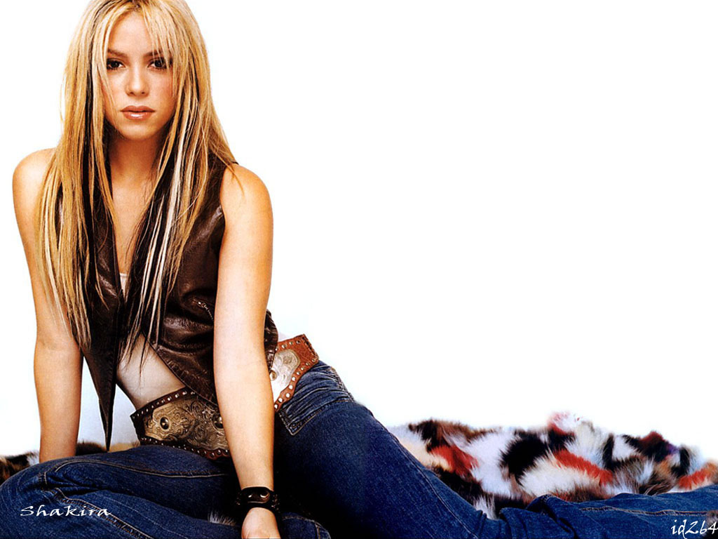 celebrity Shakira Wallpapers Pop Singers Rock
