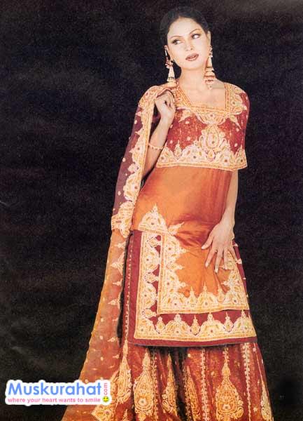 Bridal Desses Page 1 Pakistani Latest Bridal Dresses Muskurahatcom