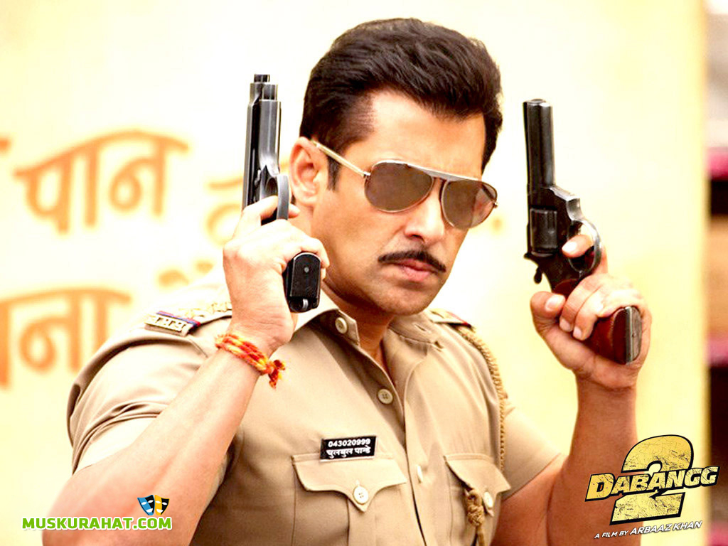 Dabangg 2  1024Wx768H   Dabangg 2 Wallpapers