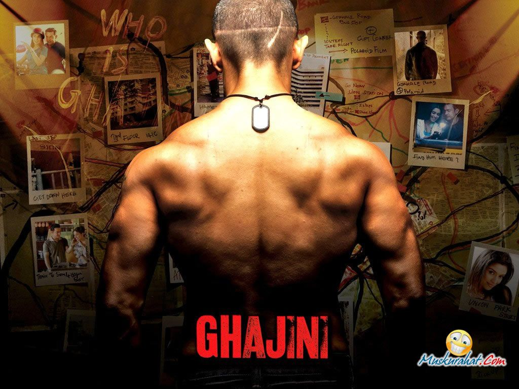 ghajini desktop wallpaper 5428 movies wallpapers