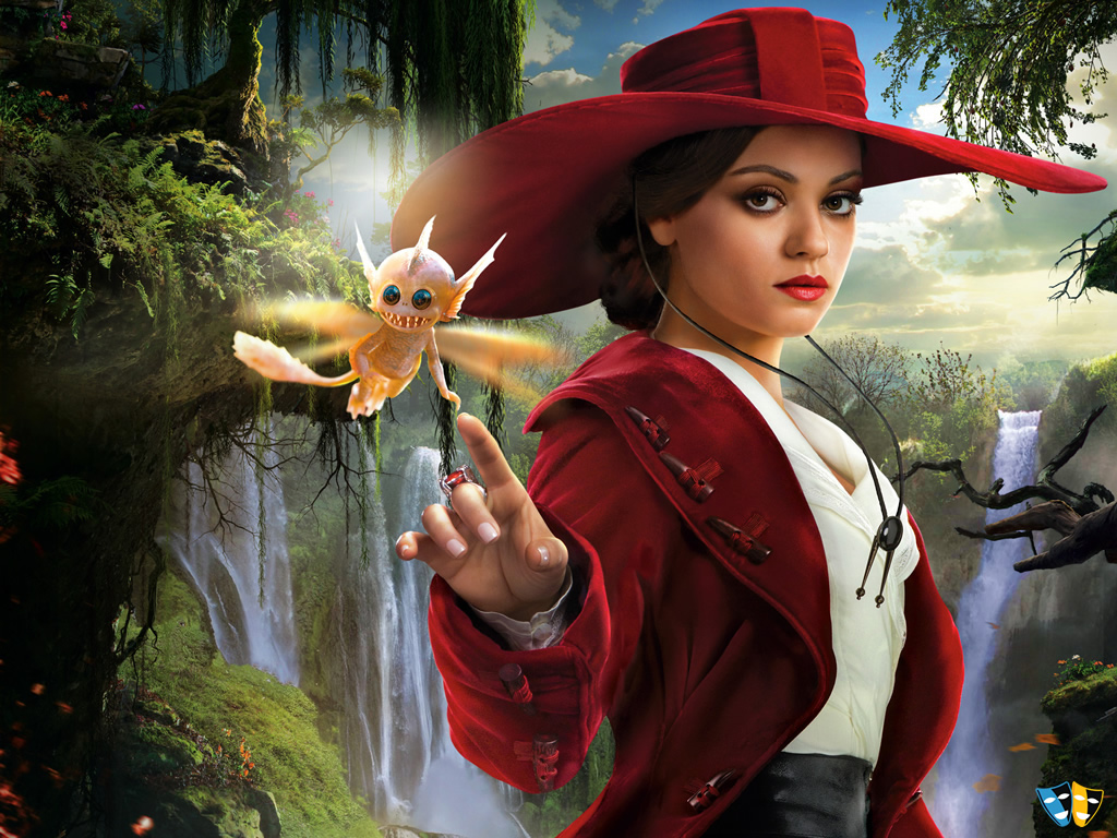 Download Oz: The Great and Powerful Desktop Wallpaer
