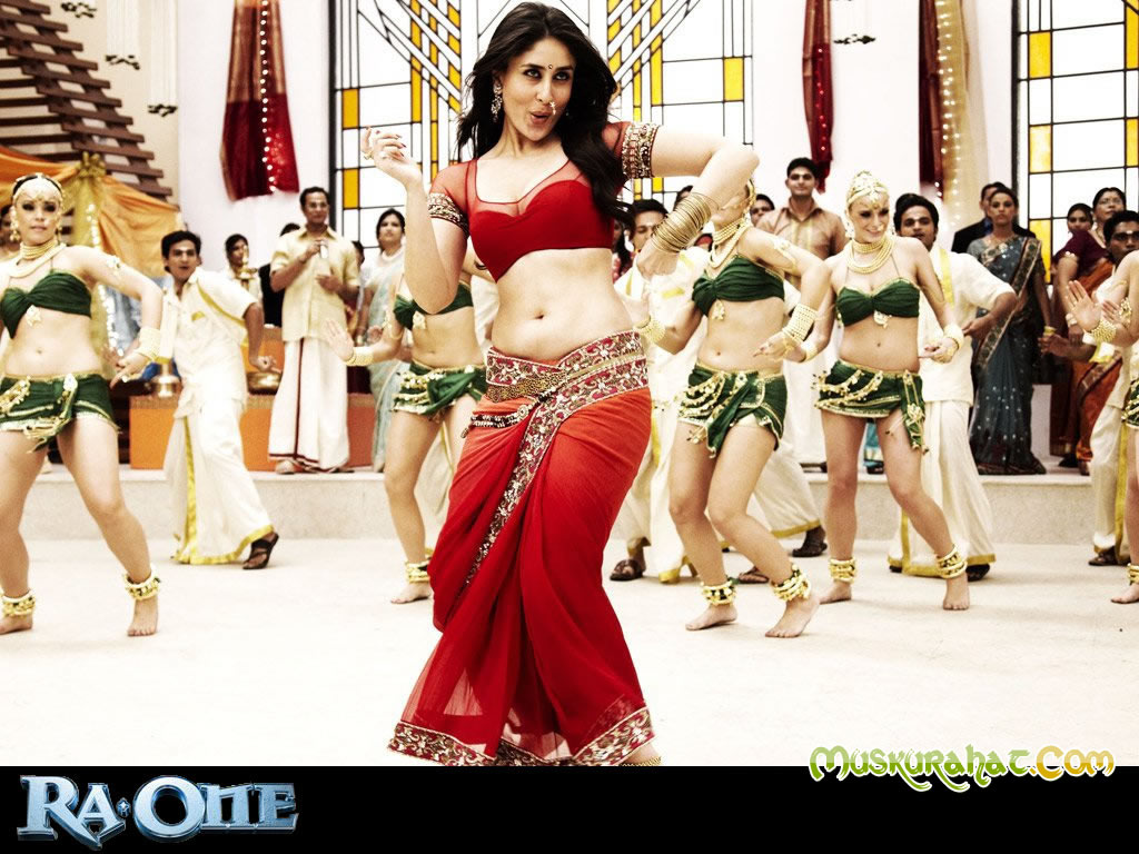 play free online ra.one video songs