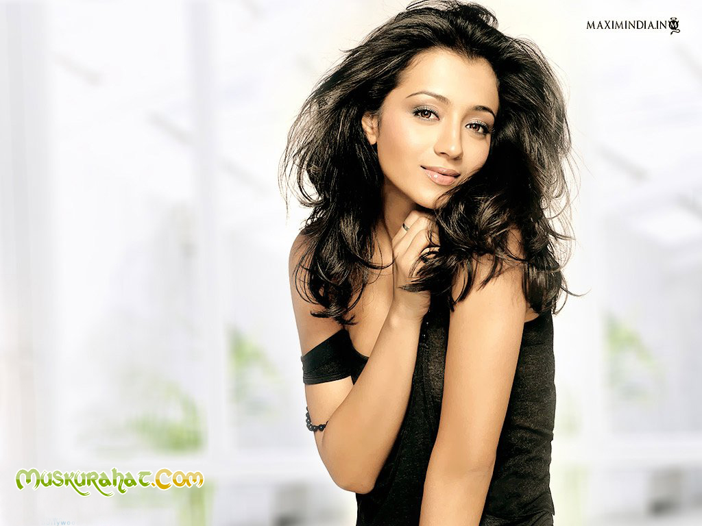 Trisha krishnan wallpapers trisha krishnan wallpaper 1 - Download Trisha Krishnan Desktop Wallpaer