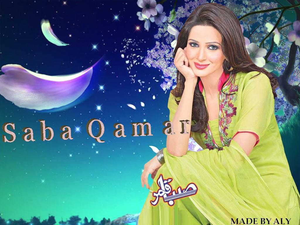 walllllSaba24 - Saba Qamar